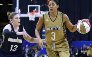 WNBA Players in NBA All-Star Skills Challenge?